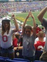 Click To Read More Feedback from Navy Midshipmen vs. Ohio State Buckeyes - NCAA Football