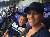 Jamie attended Navy Midshipmen vs Ohio State Buckeyes - NCAA Football on Aug 30th 2014 via VetTix
