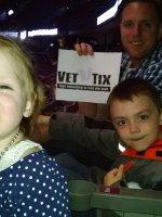 darrell attended Detroit Pistons vs Milwaukee Bucks - NBA Preseason on Oct 9th 2014 via VetTix