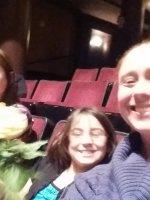 Brandy attended The Nutcracker Performed by Ballet Ensemble of Texas on Dec 7th 2014 via VetTix