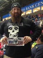 Jeremy attended Rockford Icehogs vs. Lake Erie Monsters - AHL on Mar 25th 2015 via VetTix