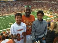 Click To Read More Feedback from University of Texas Longhorns vs. West Virginia University - NCAA Football