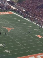 Click To Read More Feedback from University of Texas Longhorns vs. West Virginia University - NCAA Football