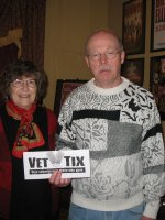 Hans-Peter attended The Great American Musical on Feb 8th 2015 via VetTix