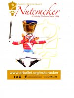 Click To Read More Feedback from The Nutcracker Performed by American Repertory Ballet