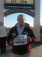 Paul Andrade attended Music of the Glenn Miller Orchestra Starring the Jersey Shore Pops on May 23rd 2015 via VetTix
