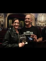 Richard attended Ghost Brothers of Darkland County Starring Gina Gershon and Billy Burke on Dec 3rd 2014 via VetTix