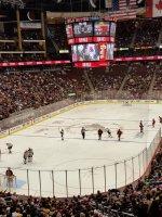 Michael attended Arizona Coyotes vs. Boston Bruins - NHL on Dec 6th 2014 via VetTix