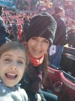 Kenneth attended Washington Redskins vs. St. Louis Rams - NFL on Dec 7th 2014 via VetTix