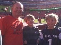 Greg attended Washington Redskins vs. St. Louis Rams - NFL on Dec 7th 2014 via VetTix