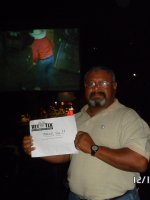 Jorge attended The Charlie Daniels Band Greatest Hits and Holiday Classics on Dec 11th 2014 via VetTix