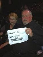 Howard attended The Charlie Daniels Band Greatest Hits and Holiday Classics on Dec 11th 2014 via VetTix