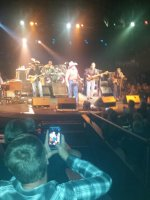 Estevan attended The Charlie Daniels Band Greatest Hits and Holiday Classics on Dec 11th 2014 via VetTix