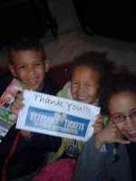 Heather attended Mythbusters - Behind the Myths Tour on Dec 4th 2014 via VetTix