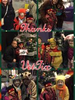 mark attended A Winnie the Pooh Christmas Tail Sponsored by Aps Military Night on Dec 19th 2014 via VetTix