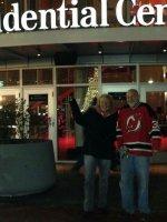 Theresa attended New Jersey Devils vs. Chicago Blackhawks - NHL on Dec 9th 2014 via VetTix