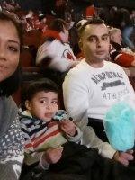 Nilson attended New Jersey Devils vs. Chicago Blackhawks - NHL on Dec 9th 2014 via VetTix