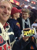 Andrew attended New Jersey Devils vs. Chicago Blackhawks - NHL on Dec 9th 2014 via VetTix
