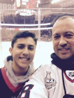 george attended New Jersey Devils vs. Chicago Blackhawks - NHL on Dec 9th 2014 via VetTix