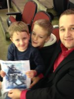 Jacob attended New Jersey Devils vs. Washington Capitals - NHL on Dec 20th 2014 via VetTix