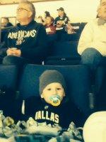 Grant attended Allen Americans vs. Quad City Mallards - ECHL - Wednesday on Dec 10th 2014 via VetTix