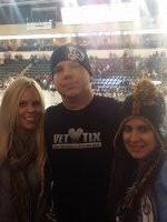 david attended Missouri Mavericks vs. Brampton Beast - ECHL - Friday on Dec 19th 2014 via VetTix