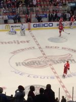 matthew attended Detroit Red Wings vs. Toronto Maple Leafs - NHL on Dec 10th 2014 via VetTix