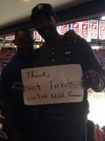 Corey attended Detroit Red Wings vs. Toronto Maple Leafs - NHL on Dec 10th 2014 via VetTix