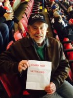 Gregory attended Detroit Red Wings vs. Toronto Maple Leafs - NHL on Dec 10th 2014 via VetTix