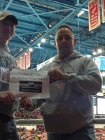 Michael attended Detroit Red Wings vs. Toronto Maple Leafs - NHL on Dec 10th 2014 via VetTix