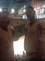 Rich attended Detroit Red Wings vs. Toronto Maple Leafs - NHL on Dec 10th 2014 via VetTix