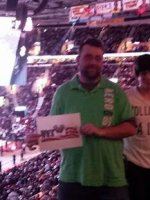 matthew attended Cleveland Cavaliers vs. Toronto Raptors - NBA on Dec 9th 2014 via VetTix