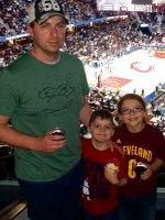 Steven attended Cleveland Cavaliers vs. Toronto Raptors - NBA on Dec 9th 2014 via VetTix