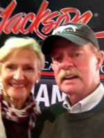 Click To Read More Feedback from 44th Annual Barrett - Jackson - 1 Ticket Is Good for 2 People