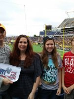 Click To Read More Feedback from Buffalo Wild Wings Citrus Bowl - Missouri Tigers vs. Minnesota Golden Gophers