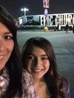 Click To Read More Feedback from Eric Church - the Outsiders World Tour with Special Guest Halestorm