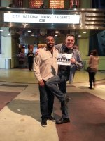 Robert attended Dsb - Next Best Thing to Journey on Jan 31st 2015 via VetTix