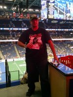 Click To Read More Feedback from Tampa Bay Storm vs. Jacksonville Sharks - Arena Football