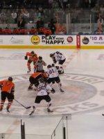 Robert attended Missouri Mavericks vs. Rapid City Rush - ECHL - Friday on Feb 6th 2015 via VetTix