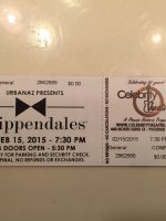 Click To Read More Feedback from Chippendales - Get Lucky Tour