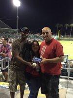 Sam attended Cincinnati Reds vs. Texas Rangers - MLB Spring Training - Night Game on Mar 25th 2015 via VetTix