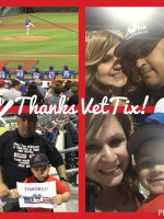 mark attended Cincinnati Reds vs. Texas Rangers - MLB Spring Training - Night Game on Mar 25th 2015 via VetTix