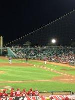 Alejandro attended Cincinnati Reds vs. Texas Rangers - MLB Spring Training - Night Game on Mar 25th 2015 via VetTix