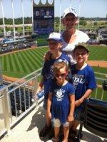 Benjamin attended Kansas City Royals vs Detroit Tigers 7/10 on Jul 10th 2011 via VetTix