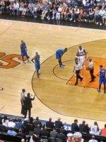 Scott attended Phoenix Suns vs. Dallas Mavericks - NBA on Mar 22nd 2015 via VetTix