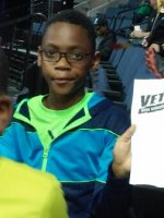 Philp attended 2015 Indoor Soccer World Cup on Mar 21st 2015 via VetTix