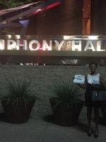 Ayanna attended Mendelssohn's Italian Symphony No. 4 - Saturday on Mar 21st 2015 via VetTix