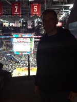 Torrie attended Washington Wizards vs. Indiana Pacers - NBA on Mar 25th 2015 via VetTix