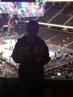 Terry attended Cleveland Cavaliers vs. Indiana Pacers - NBA - Suite Tickets on Mar 20th 2015 via VetTix