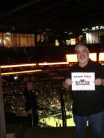 Michael attended San Antonio Spurs vs. Oklahoma City Thunder - NBA on Mar 25th 2015 via VetTix